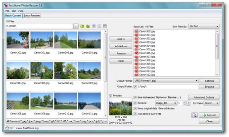 bulk image resizer software.  this software is among the top seller image resizing software.