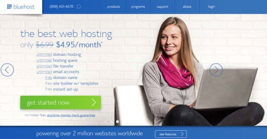 Shared Hosting Providers