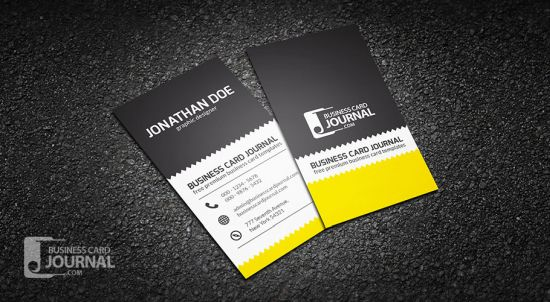 Beautiful Free Business Card Templates PSD Templates - Beautiful business card templates