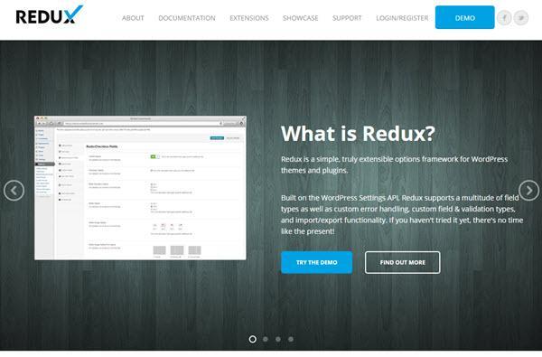 Redux Framework - WordPress Theme Frameworks