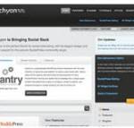 New Tachyon WordPress Theme By Rockettheme