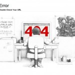 35+ Creative No Page Found 404 Error Page Examples