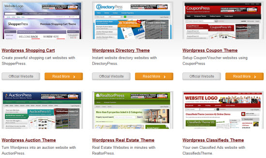 PremiumPress WP Theme