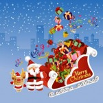 30 Beautiful Christmas Wallpapers