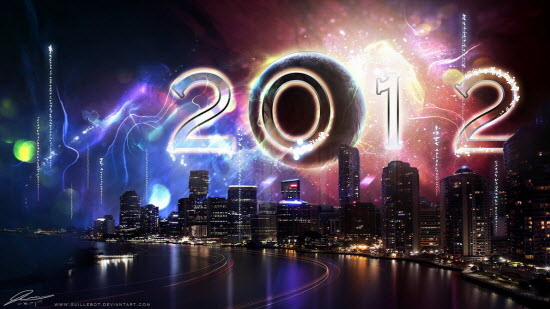 New Year 2012 Wallpapers