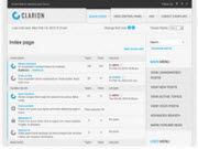 Clarion phpBB3 Styles