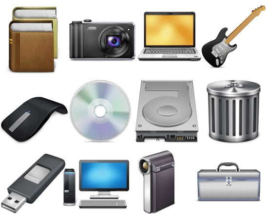 25 Free Computer Icons Sets vector my computer icons icons for computer icons computer icones graphic free computer icons download desktop icons computer icons