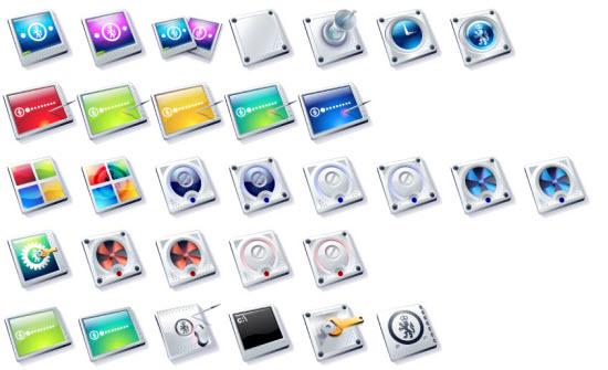Computer Icon Sets