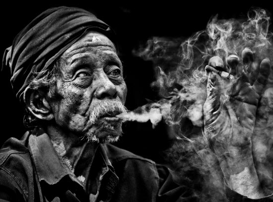 Black and White Photography of People
