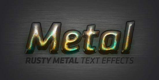 Photoshop Text Effects Tutorials