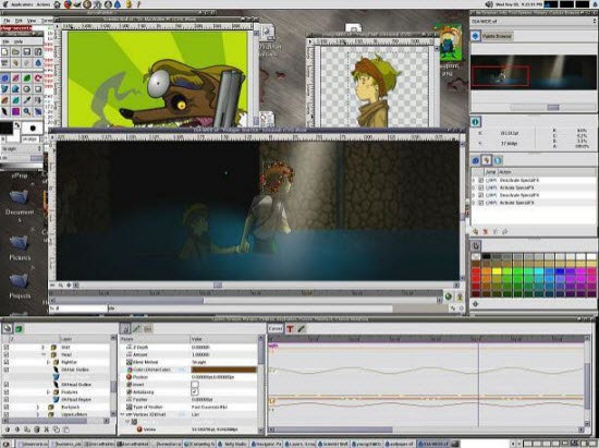 Free Animation Software
