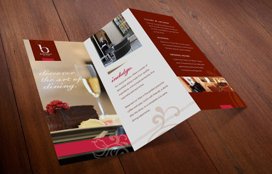 modern brochure design inspiration - 30 brochure designs for inspiration codefear