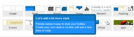 25 Best Free jQuery Tooltips Plugins