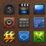 30 Free Application Icons Set