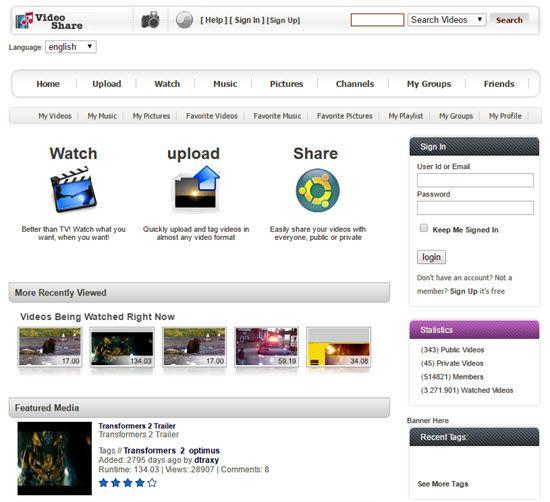 Alstrasoft Video Sharing Enterprise