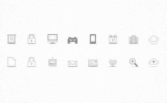 A Roundup of Stunning Icon Sets icons icon sets Free icon sets free download