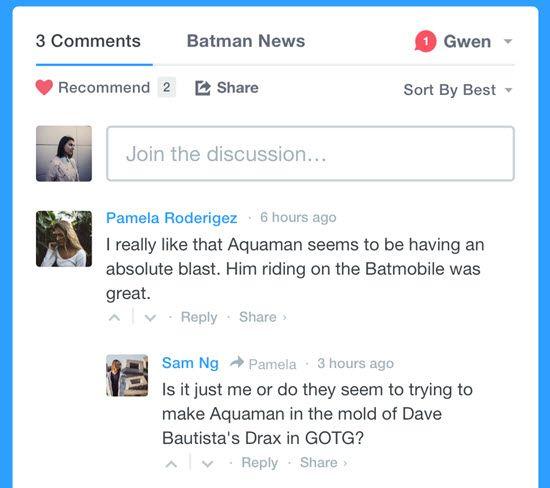 Disqus Comment System WordPress Comment Plugins