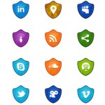 51 New and Beautiful Social Media Icons Set