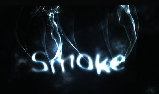 smoke-text-effecr-photoshop-2