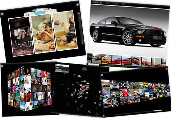 Flagallery Photo Portfolio - WordPress Image Gallery Plugins