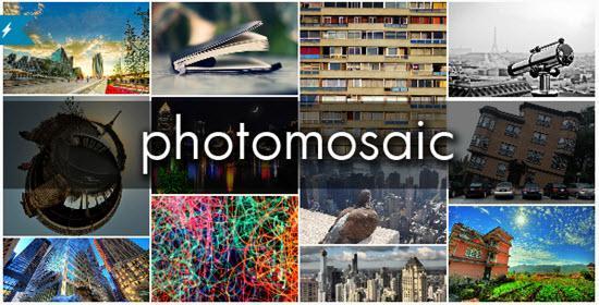 PhotoMosaic WordPress Photo Gallery Plugin