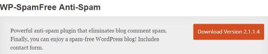 Anti-Spam WordPress Plugin
