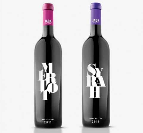Creative wine labels