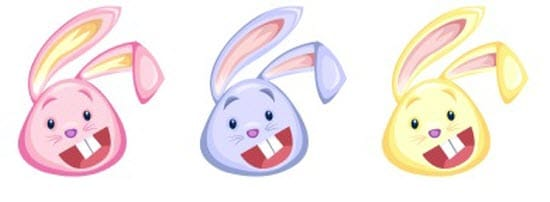 Free Easter Icons