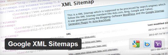 WordPress Sitemap Plugins