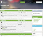 Hexeris phpBB3 Template from RocketTheme