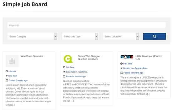 10 best wordpress job board plugins