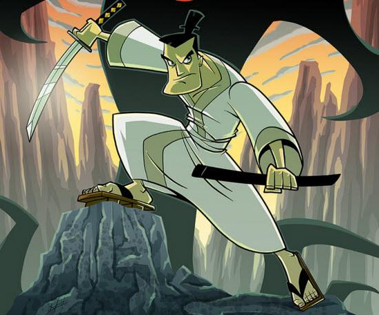 Cartoon Character Illustrations