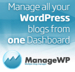 Manage Multiple WordPress Installs with ManageWP