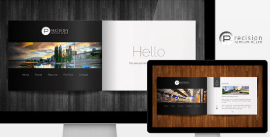 Single Page Website Templates