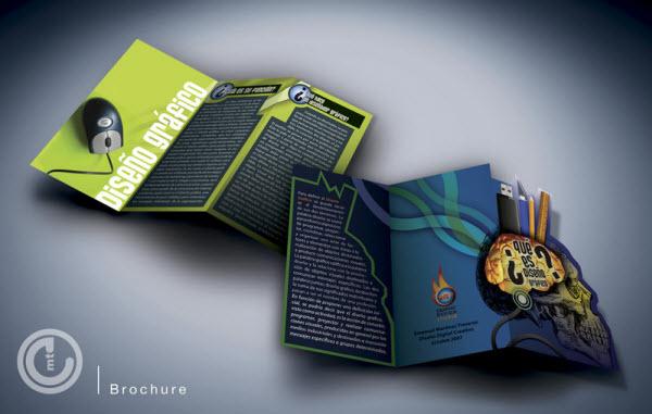 Importance of Beautiful Brochure Design