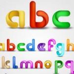 30 Attractive Free Alphabet Icons