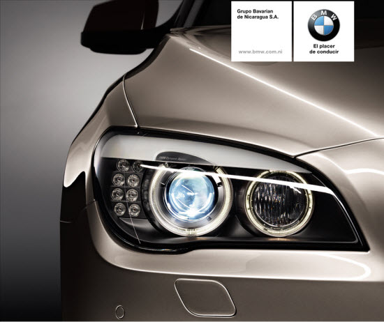 35 Impressive Automotive Print Advertisements