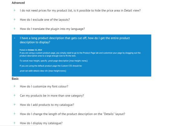 Ultimate FAQ WordPress FAQ Plugins