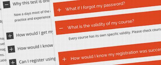 HTML5 Responsive FAQ - WordPress FAQ Plugins