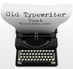 30 Free Classic Typewriter Fonts