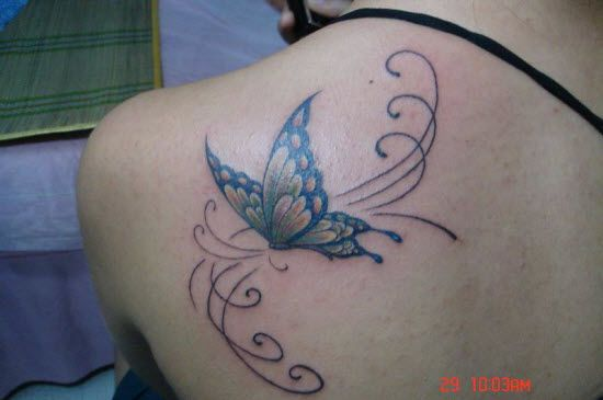 Butterfly Tattoo Designs