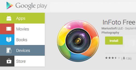InFoto Free - Online Infographics Tool