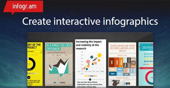 Infogr - Online Infographics Tool