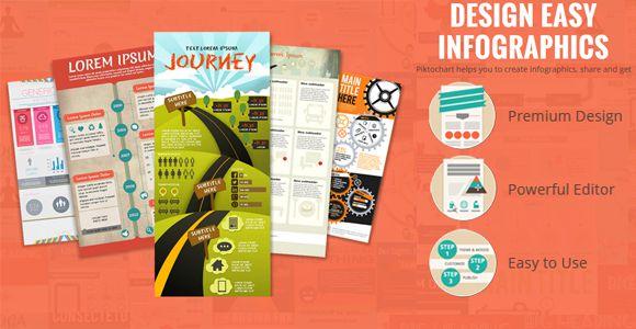 Picktochart - Online Infographics Tool