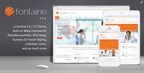 10 clean and responsive joomla templates blogoftheworld 25 beautiful and responsive joomla templates codefear