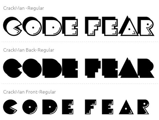35 Best Free Game Fonts for your Website and Graphic Projects