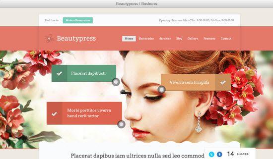 WordPress Business Themes