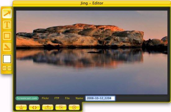 Screen Capturing Software