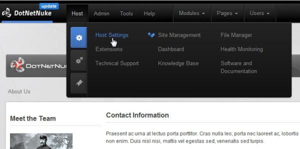 DNN Platform – A Dot Net Based CMS