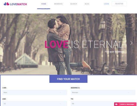 Paras WordPress dating ohjelmisto